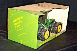 1996 John Deere 9400 4 WD Replica Toy Tractor Collector Edition  1/16 Scale Ertl image 6