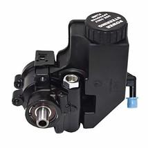 A-Team Performance Power Steering Pump Saginaw TC Series Aluminum Type II with I