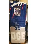 "MLB Los Angeles Dodgers 30"" X 60"" Fiber Beach Towel - $27.43"
