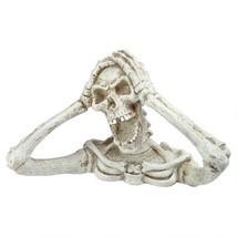 Large Shriek, the Skeleton Statue Gothic Spooky Halloween Decor Home Hol... - $1.372,96 MXN