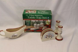 Royal Seasons Table Top Set plus more Lot of 9 - $48.99