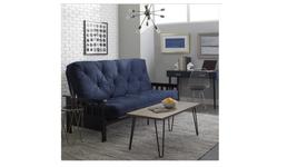 futon, sofa sleeper bed, new, black, college do... - $649.99