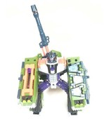 Transformers Decepticon Leader Gigatron Ultra Class Megatron Green Tank L1 - $21.38