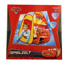 John Gmbh Disney Cars Pop-up Play Tent (red) - $26.09