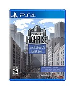Project Highrise: Architect's Edition - PlayStation 4 [video game] - $9.92