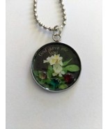 Mother's Day Personalized Round Mother's Necklace - $7.00