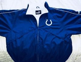 Vintage Indianapolis Colts NFL Puma Jacket - $45.00