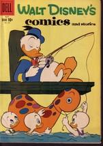 WALT DISNEY'S COMICS & STORIES #226 DONALD DUCK BARKS VG - $14.55
