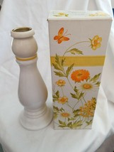 1970's Avon Buttercup Candlestick Moonwind Cologne with box - $1.49