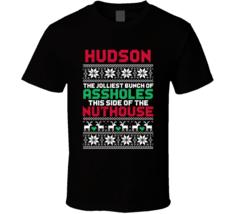 Hudson Jolliest Bunch Of Assholes Christmas Vacation Custom Family Holid... - $20.99+