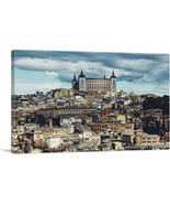 ARTCANVAS Barcelona, Spain Skyline - $43.99+