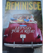 Reminisce Let's Go For A Ride Special Issue June/July 2020 - $3.99
