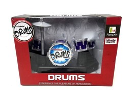 Finger Drums Rong Xin Record & Play Freestyle Game Mode Percussion Finge... - $16.82