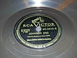1949 RCA Victor Glenn Miller Masterpieces Records Vol II P 189 AA19-1603 Vintage image 3