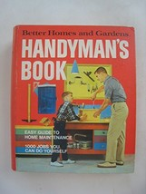 Better Homes and Gardens Handyman's Book Better Homes and Gardens - $48.46