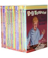 A to Z Mysteries (26 Book Set) [Paperback] [Jan 01, 2006] Roy, Ron - $108.99