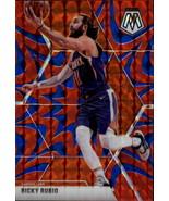 2019-20 Panini Mosaic Retroactive Blue #158 Ricky Rubio Suns - $3.95