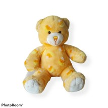 Build A Bear Plush Candy Corn Teddy 15 Inch Stuffed Animal Toy - $39.60