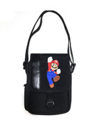 Nintendo DS Super Mario Bros Carriying Case Soft Nylon Travel Bag   - $24.52