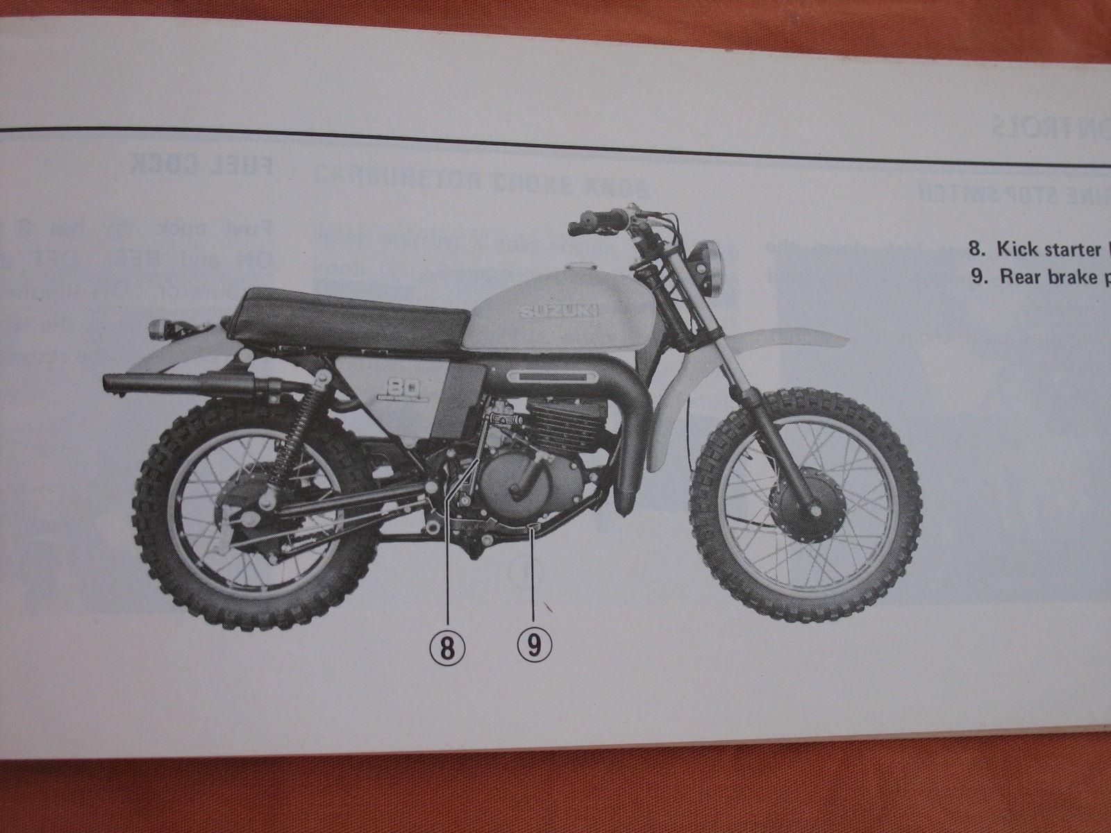 Suzuki Ds80 Wiring Diagram Schematics Gs450 Trusted Diagrams 1978 78 Ds 80
