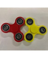 BUY 1, GET 1 FREE Tri-Spinner Fidget Toy Hand Finger Spinners-USA Seller - $11.78