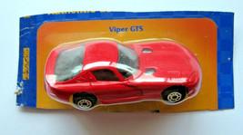Maisto Dodge 1997 Viper GTS Coupe Daimler Chrysler Die Cast Metal, On Cu... - $2.96