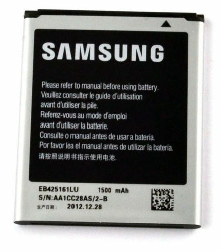 Primary image for OEM EB425161LU Battery Samsung Galaxy S3 Mini I8190, Trend S7562, Ace 2 I8160