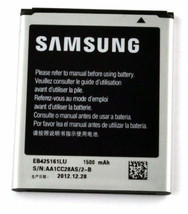 OEM EB425161LU Battery Samsung Galaxy S3 Mini I8190, Trend S7562, Ace 2 ... - $9.65