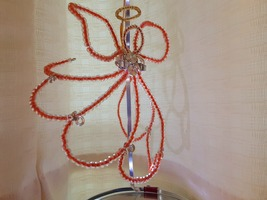Angel Sun-catcher Ornament (hand-crafted, one-of-a-kind) image 2