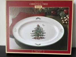 Spode Christmas Tree Oval Platter - $39.95
