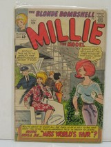 Millie the model #124 good condition marvel comic book 1964 - $9.24