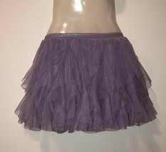 Girls Purple Tutu Dance Skirt - $9.90