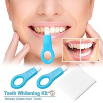 12pcs Teeth Whitening kit Nano Cleaning Whitener Brush Tooth Stains Remo... - $8.47