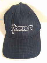 GOSSNERS FLEXFIT HAT BASEBALL CAP ONE SIZE S-M ADJUSTABLE TRUCKER'S - $9.95