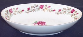 """Diamond China Moss Rose 10"""" Oval Vegetable Serving Bowl, Excellent Condi... - €13,94 EUR"""