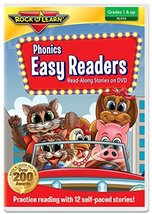 Phonics Easy Readers DVD by Rock 'N Learn [DVD] - $12.77
