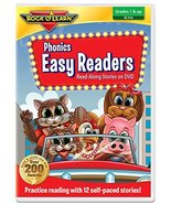 Phonics Easy Readers DVD by Rock 'N Learn [DVD] - $12.77