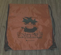 SUPER DRAGONBALL Z GOKU Tote Carry Bag Crunchyroll NYCC 2018 Anime Exclu... - $16.34