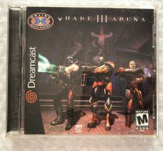 ☆ Quake III Arena (Sega Dreamcast 2000) AUTHENTIC Complete in Case Game ... - $13.00