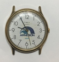 Arneson Logo Watch Vintage 1980s Working New Battery 34mm - $38.61