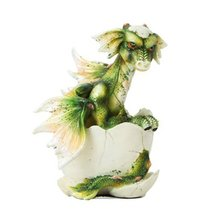 Pacific Trading Dragon Hatchling Baby Statue - $17.99