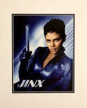 HALLE BERRY AUTOGRAPHED 11x14 JAMES BOND PHOTO DIE ANOTHER DAY JINX w/CO... - $149.99
