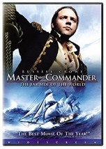 An item in the DVDs & Movies category: Master and Commander: The Far Side of the World (Widescreen Edition) Russell Cro