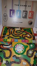 1960 The Game of LIFE Board Game 100TH ANNIVERSARY EDITION Milton Bradley - $29.99