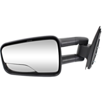 Fits 99-06 Silverado Sierra 07 Classic Left Driver Mirror Telesc Tow WithSpotter - $68.95