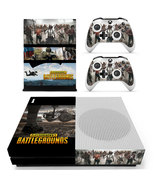 Playerunknown's Battlegrounds xbox one S console and 2 controllers - $15.00