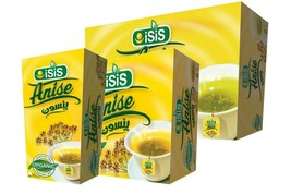 20,50,100 Bags 100% Organic Isis Natural Herbal EGYPTIAN ANISE TEA ينسون - $17.06+