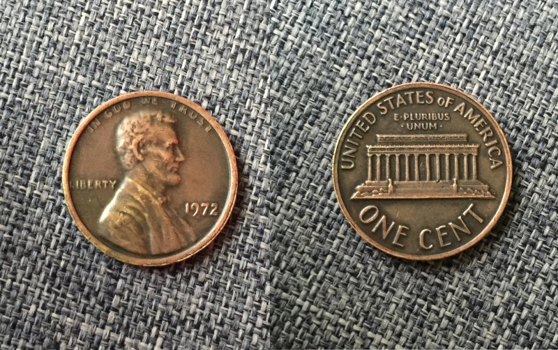 1961 LINCOLN MEMORIAL CENT PENNY GEM PROOF RED  FULL ROLL 50 COINS