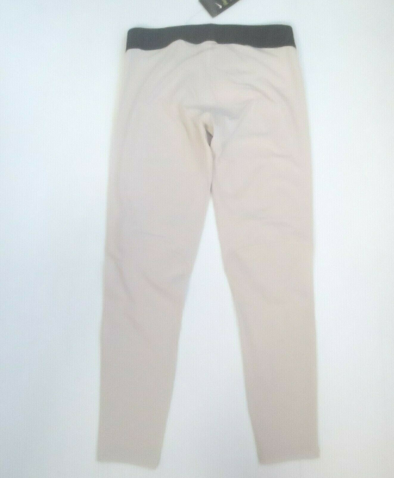 Nike Men PRO Premium Tights Pants - 928996 - Sand 008 - Size L - NWT image 6