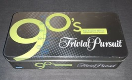 90's Time Capsule Edition Trivial Pursuit Game - Complete - 2004 - Hasbro - $29.69